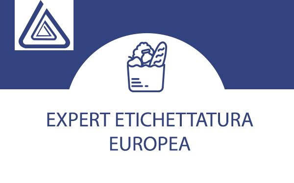 ETICHETTATURA EUROPEA