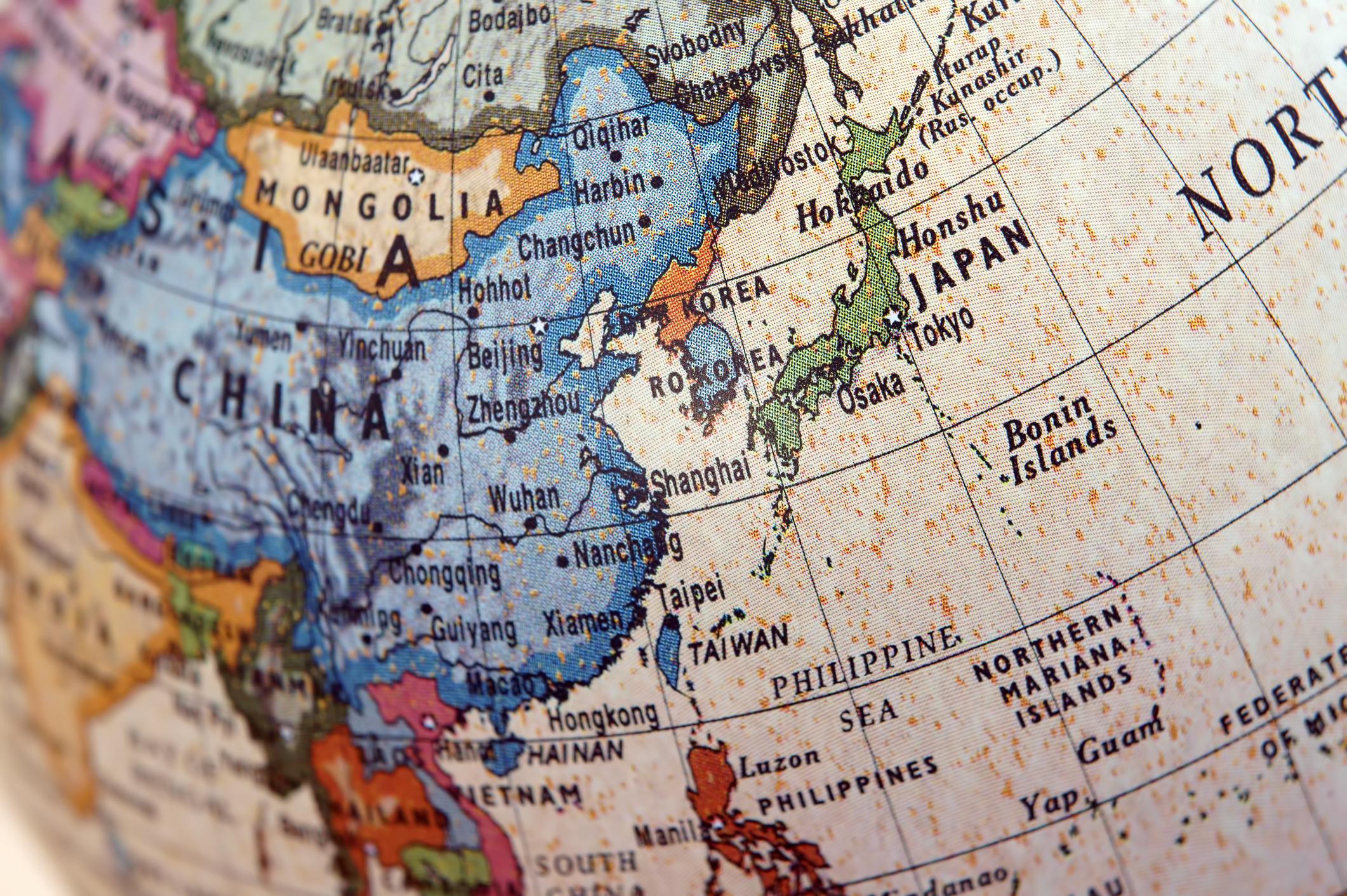 Etichettatura Cina, Giappone e Corea (online)